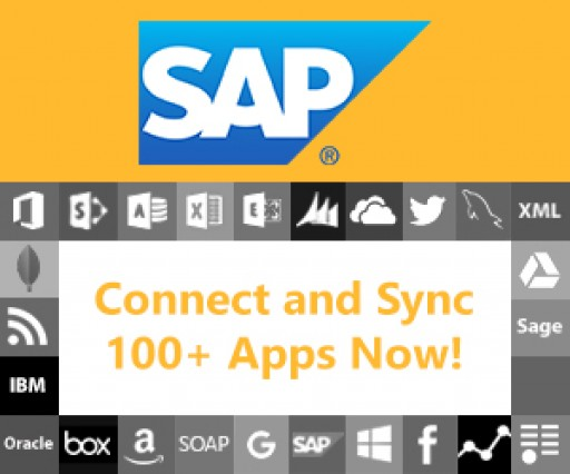 SAP Now Integrated With Office 365, SharePoint, Azure, and 100+ via Layer2 Cloud Connector